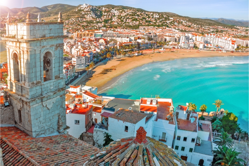 Where in Spain is the best for holidays?